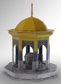 سقاخانه حضرت امام رضا علیه السلام1391