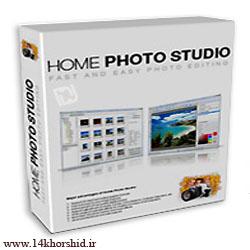 نرم افزاری قدرتمند و ساده برای ویرایش عکس Home Photo Studio