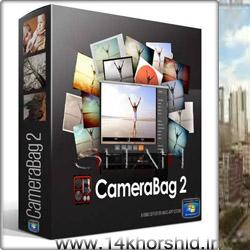 ابزاری برای ویرایش تصاویرباروتوش های متفاوتCameraBag-2.0
