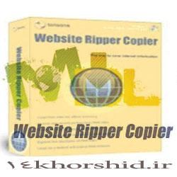 نرم افزار دانلود کامل یک سایت - Website Ripper Copier 3.9