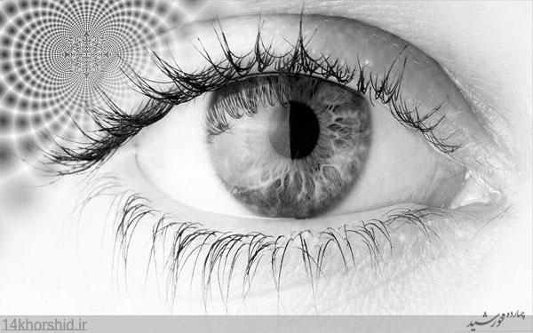 زیبا ترین تصاویرترکیب سایه روشن وخطای چشم