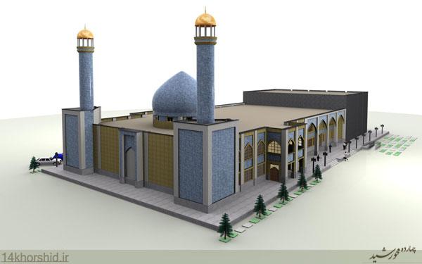 مجموعه بروشور احادیث مسجد