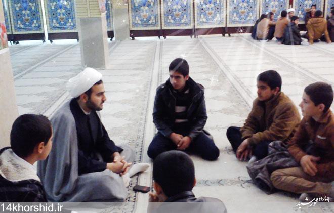 طرح تربیتی - معرفتی - بصیرتی نوجوان دینی