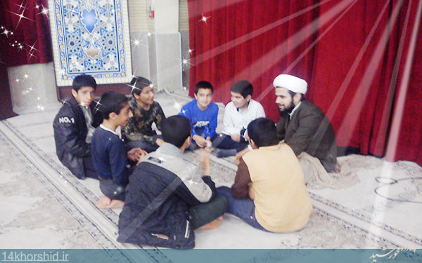 طرح نوجوان دینی هفته پنجم