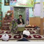 گالری تصاویراعتکاف جمعی طلاب حوزه علمیه یاسوج ۱۳۹۴