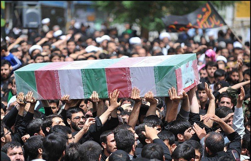 جزئیات تشییع شهدای غواص در اصفهان