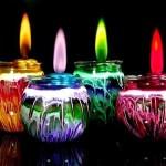 حکایت چهار شمع