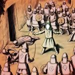 روزشمار حسینی (۹) خبر شهادت مسلم و هانی