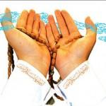 حکم مسئله قنوت به زبان عربی