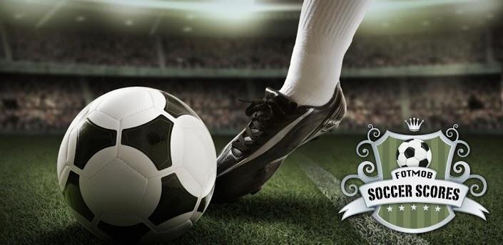 برنامه نمایش نتایج آنلاین مسابقات فوتبال برای اندرویدSoccer Scores Pro