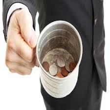 حکم پول گدایی که فقیر نیست؟