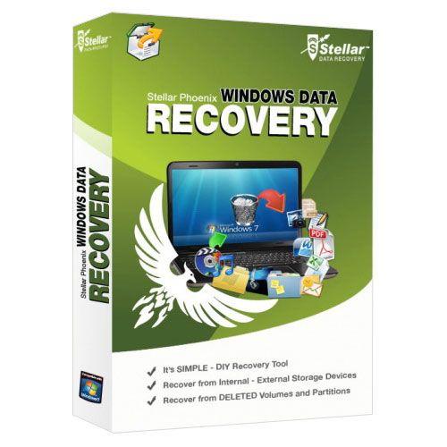 نرم افزار قدرتمند بازیابی اطلاعات Stellar Phoenix Windows Data Recovery