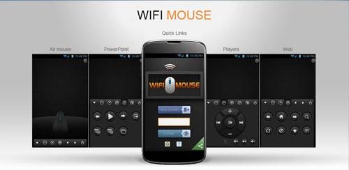 دانلود WiFi Mouse Pro برای اندروید