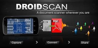 دانلود نرم افزار Droid Scan Pro برای اندروید