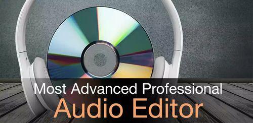 دانلود نرم افزار Audio MP3 Cutter Mix Converter PRO v1.27 برای اندروید
