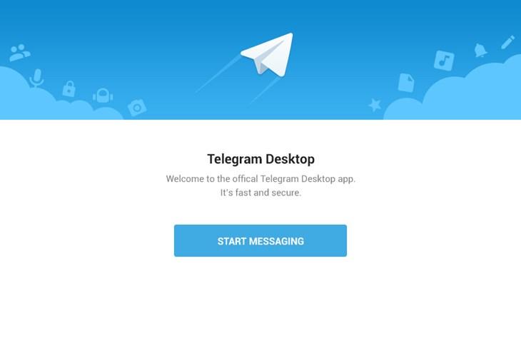 دانلود جدیدترین نسخه تلگرام Telegram Desktop 1.0.0 دسکتاب