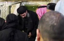 یک مقام کُرد عراقی گفت ابوبکر بغدادی زنده است