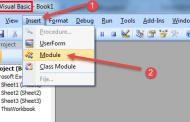 طریقه اضافه کردن یک یا چند ردیف خالی بین ردیفهای متوالی در اکسل