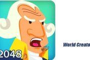دانلود رایگان بازی World Creator! (2048 Puzzle & Battle) 2.0.3 موسسان جهان برای اندروید